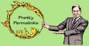 Wordpress pretty permalinks
